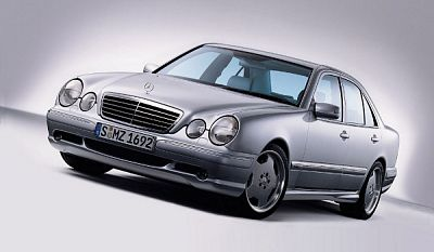 Chiptuning Mercedes E | W210 (1998-2002)