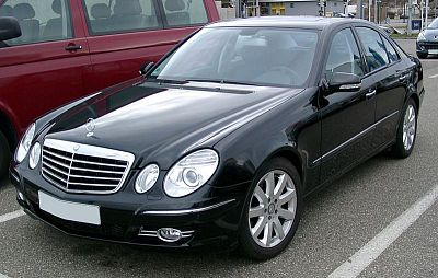 Chiptuning Mercedes E | W211 (2002-2009)