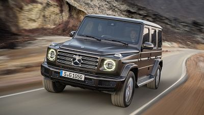 Chiptuning Mercedes G (W463) (2018+)