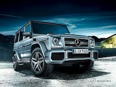 Chiptuning Mercedes G (W463)