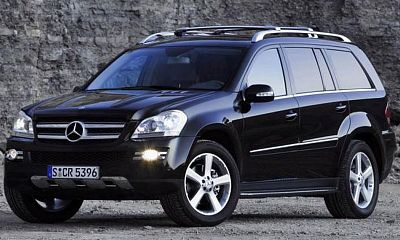 Chiptuning Mercedes GL | X164 (2006-2012)