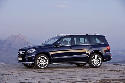 Chiptuning Mercedes GL | X166 (2012+)