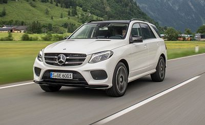 Chiptuning Mercedes GLE | W166 (2015-2018)