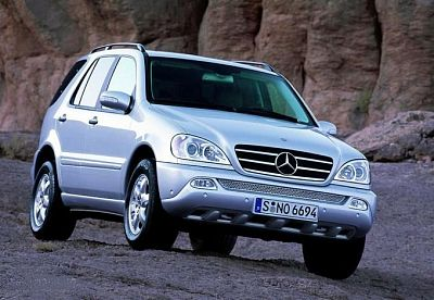 Chiptuning Mercedes ML | W163 (1997-2005)