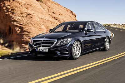 Chiptuning Mercedes S | W222 (2013+)