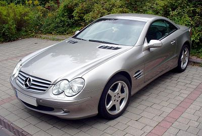 Chiptuning Mercedes SL | R230 (2001-2011)