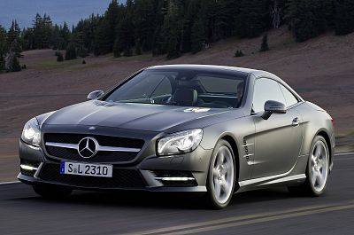 Chiptuning Mercedes SL | R231 (2011+)