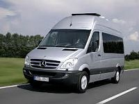 Chiptuning Mercedes Sprinter | W906 (2006+)
