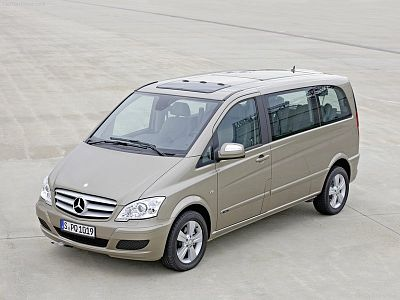 Chiptuning Mercedes Viano | W639 (2003-2014)