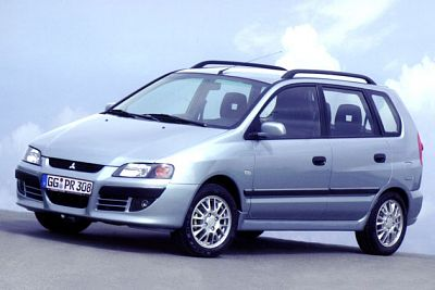 Chiptuning Mitsubishi Space Star (2004-2005)