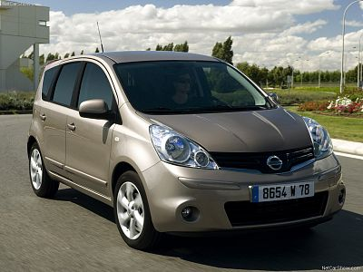 Chiptuning Nissan Note (2006+)