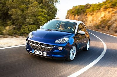 Chiptuning Opel Adam (2012+)
