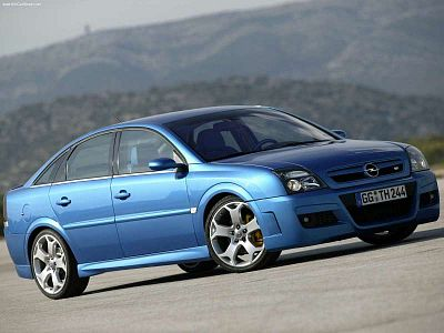 Chiptuning Opel Vectra C