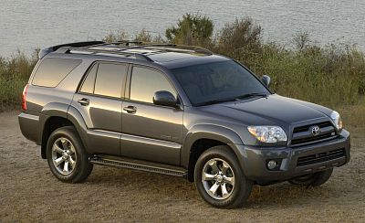Chiptuning Toyota 4Runner (2002 - 2009)
