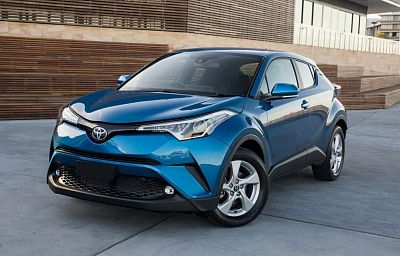Chiptuning Toyota C-HR (2016+)