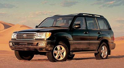 Chiptuning Toyota Land Cruiser (-2004)