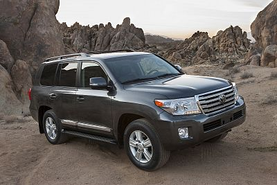 Chiptuning Toyota Land Cruiser (2007+)