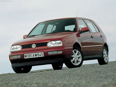 Chiptuning Volkswagen Golf 3 (1991-1997)