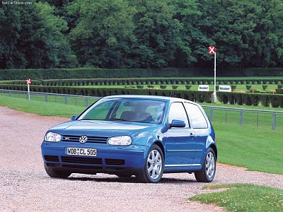 Chiptuning Volkswagen Golf 4 (1997-2003)