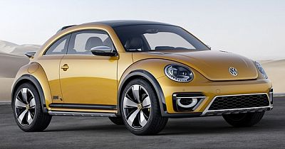 Chiptuning Volkswagen New Beetle 3 (2016+)