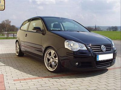 Chiptuning Volkswagen Polo 4 facelift (2004-2009)