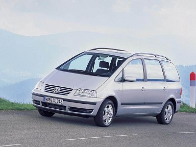 Chiptuning Volkswagen Sharan (2003-2010) facelift