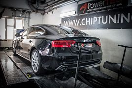 Reference - chiptuning Audi A5 3.0 TDI CR 180kW