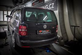 Reference - chiptuning Volkswagen Touran 2.0 TDI PD 125kW