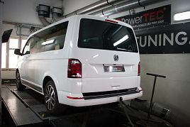 Reference - chiptuning Volkswagen T6 2.0 TDI CR 110kW