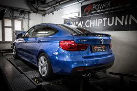 Reference - chiptuning BMW 320 D GT F34 140kW