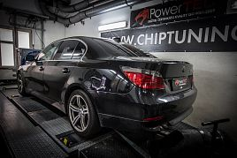 Reference - chiptuning BMW 530 D E60 160kW