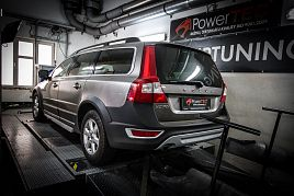 Reference - chiptuning Volvo XC70 2.4 D5 151kW