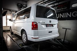 Reference - chiptuning Volkswagen T6 2.0 TDI CR 75kW