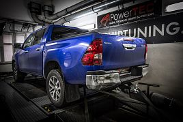 Reference - chiptuning Toyota Hilux 2.4 D-4D 110kW