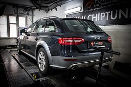 Reference - chiptuning Audi A4 3.0 TDI CR 180kW