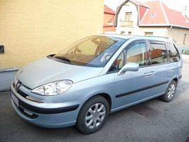 Peugeot 807 2.2 HDI 94kW