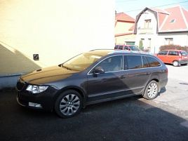 Škoda Superb 2.0 TDI CR 125kW