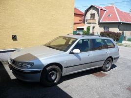 Peugeot 406 2.0 HDI 80kW