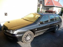 Peugeot 406 2.2 HDI 98kW